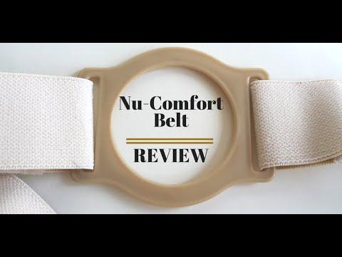 Nu-Comfort Ostomy Belt: REVIEW