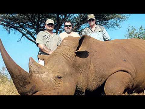 Rhino Hunting In South Africa and Vita-Dart Hunt_With Cabela's Outdoor Adventures