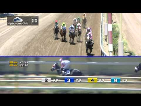 Vidéo de la course PMU PREMIO ARAGORN H.