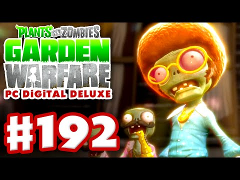 Plants vs. Zombies: Garden Warfare - Gameplay Walkthrough Part 192 - Suburban Flats Crazy Mode! (PC)