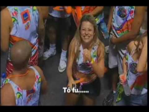 Azarada pega no flagra no Carnaval da Bahia