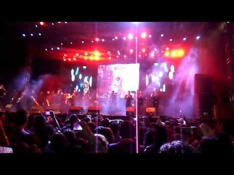 Banda MS en uriangato 2014