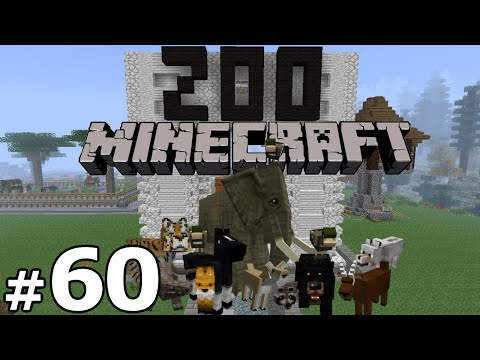 Minecraft Zoo Build - Part 60 - Keeper Of The Birds video