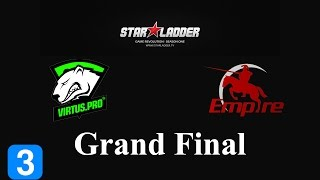 "Must Watch - ""Holy Shit"" Dota 2 game - ASUS.Polar vs Team Empire SLTV 11 GrandFinal"