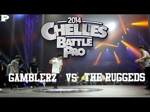 The Ruggeds vs Gamblerz | Chelles Battle Pro 2014