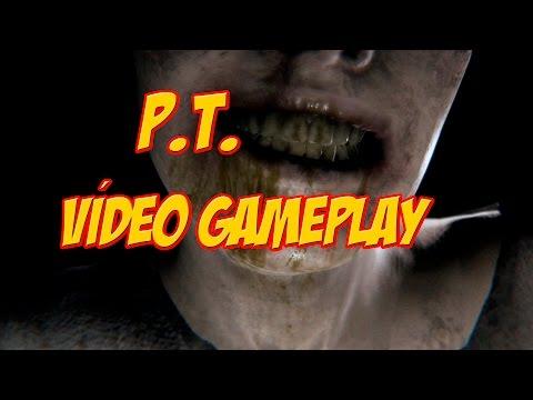 Vídeo gameplay do jogo de terror P.T. PS4 Silent Hills