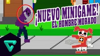 ¡EL ORIGEN DEL HOMBRE MORADO! | FIVE NIGHTS AT FREDDY