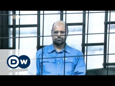Saif Gaddafi sentenced to death in Tripoli | DW News