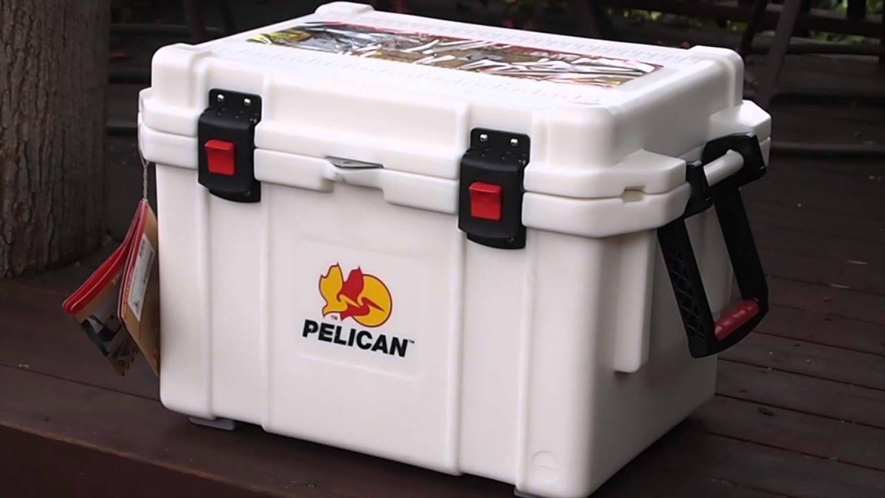 Pelican Elite Cooler Review Youtube