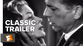 Dark Passage Official Trailer #1 - Humphrey Bogart Movie (1947) HD