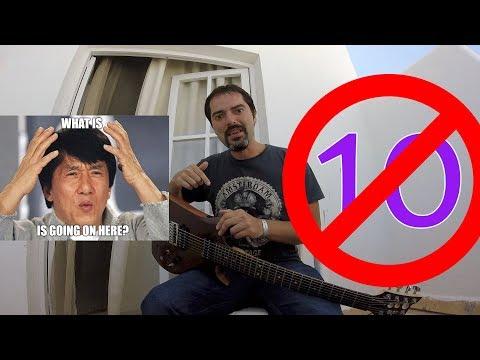10 вещей, которые я НЕ люблю в гитарном мире
