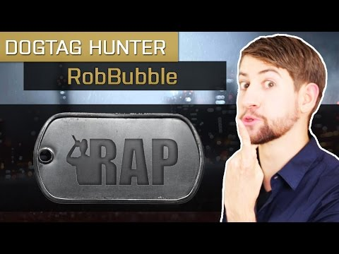 DogTag Hunter #10 - RobBubble / RapBubble - Battlefield 4 VIP Jagd