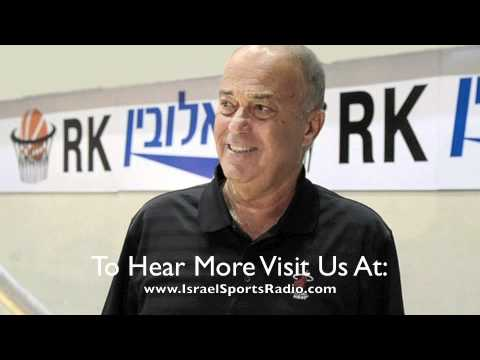 Raanan Katz On Israel Sports Radio