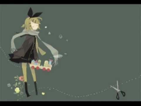 [Rin Kagamine APPEND Warm] Guilty Rose + VSQx