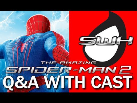 I Will Ask The Amazing Spider-Man 2 Cast Questions On April 21st!