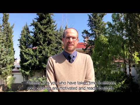 Mr. Jason Neil on Distance Learning