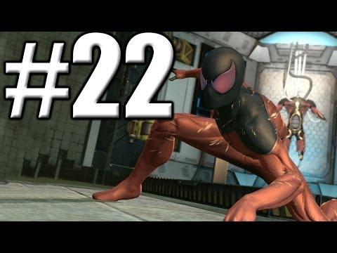 The Amazing Spider Man 2 - Walkthrough Part 22 - Flipside + Scarlet Spider Suit