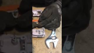 Sievert Promatic Piezo ignition change
