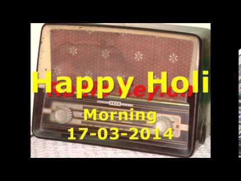 Radio Ceylon 17-03-2014~Monday Morning~03 Purani Filmon Ka Sangeet