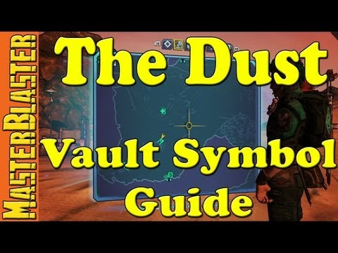 Borderlands 2 The Dust Cult Of The Vault Challenge Locations