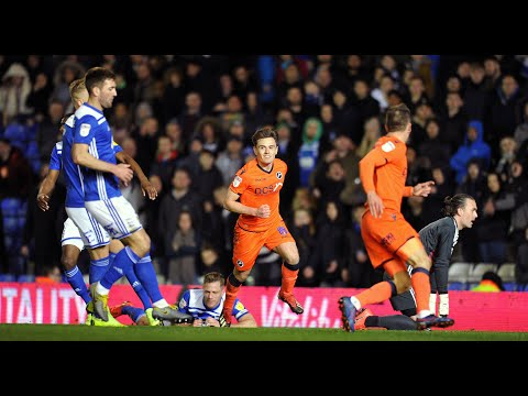 Highlights | Birmingham 0-2 Millwall