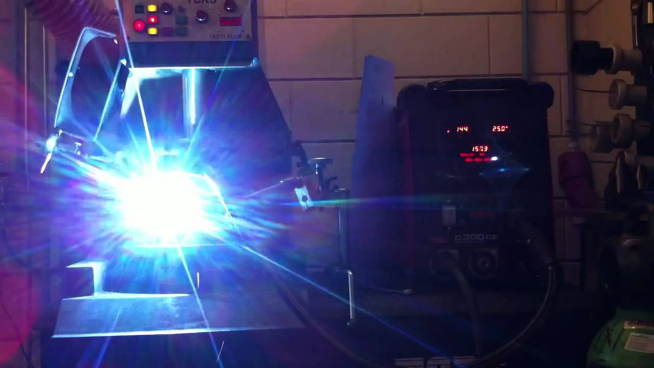 LINCOLN-POWER-WAVE-450-WELDER-ROBOTIC-INTERFACE- | eBay