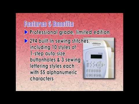 ❤ Best Sewing Machine To Buy: Brother PC420PRW Limited Edition Project Runway Sewing Machine Review