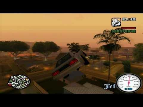 Melhores Códigos de GTA San Andreas PC  - Video Atualizado