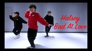 Download Lagu Halsey - Bad At Love l Choreography @DaeGil Han @1997DANCE STUDIO Gratis STAFABAND