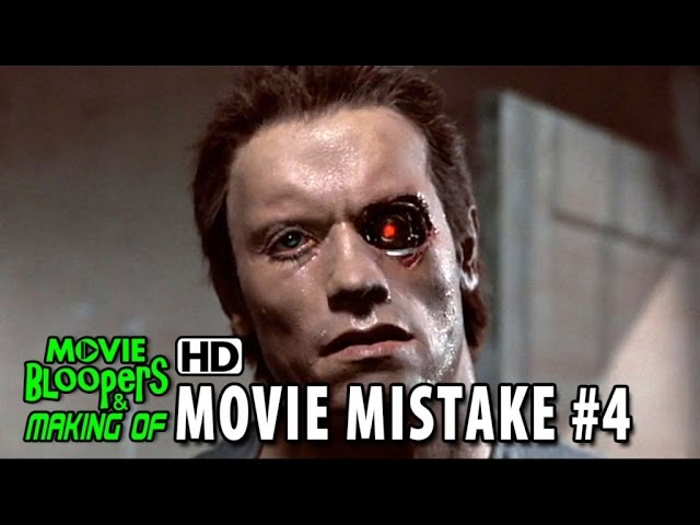 The Terminator (1984) movie mistake #4