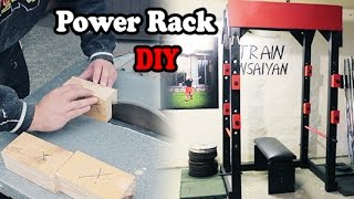Power rack selber bauen  Raigeki Fitness - ViYoutube.com