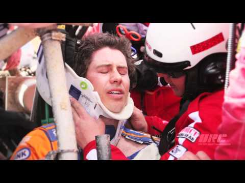 Arie Luyendyk Jr. Talks About His Wreck at Primm