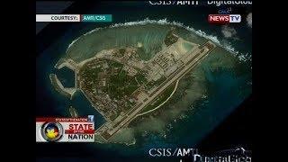 SONA: China, planong magtayo ng island city sa Woody Island sa South China Sea