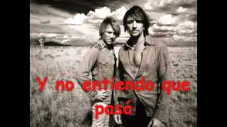 Watch Bon Jovi Miro A Tu Ventana staring At Your Window With A Suitcase In My Hand video