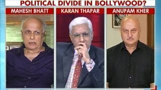 To The Point - Karan Thapar - To the point: Bollywood says vote secular - but on what authority?