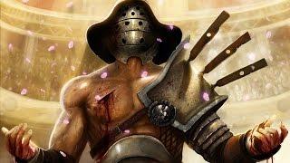 Romay Titreten Gladyatr Spartacus