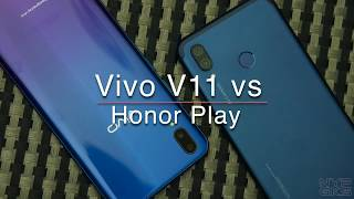 Vivo V11 vs Honor Play: Speed Test and Benchmarks Comparison