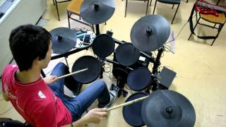 System Of A Down - Lonely Day Drum Cover (Ahmet Köse)