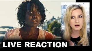 Us Trailer REACTION