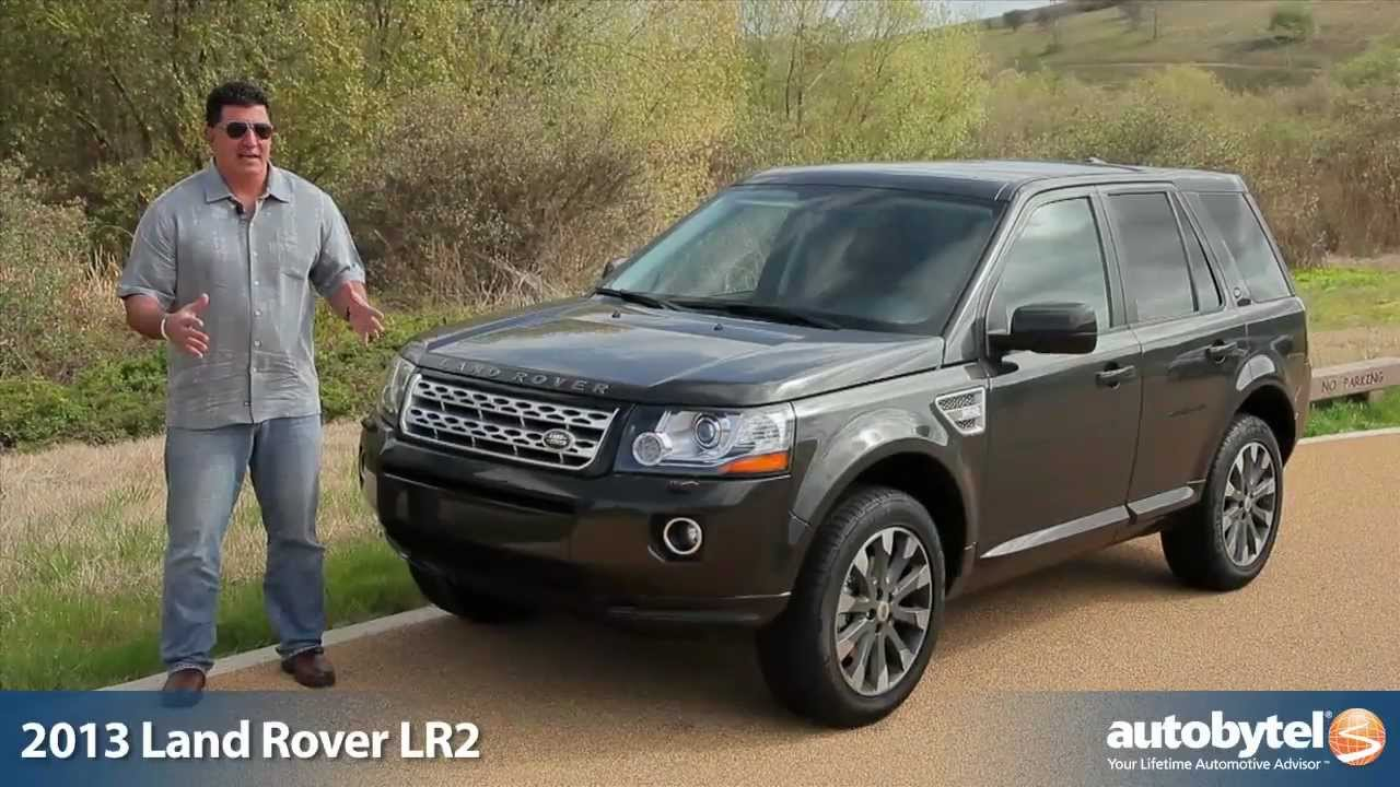 2013 Land Rover Lr2 Off Road Test Drive Amp Suv Video Review