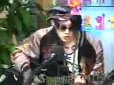 Miyavi - Rock No Gyakushuu Superstar No Jouken