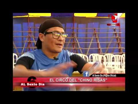 El circo del 'Chino Risas': el humor popular bajo las carpas