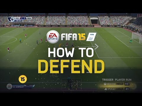 FIFA 15 Tutorial: How To Defend