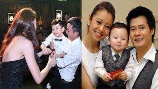 Vì thương con nên những cặp đôi sao Việt tái hợp trong ngày sinh nhật con