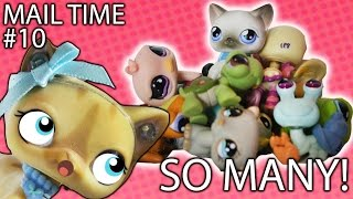 FAN MAIL TIME #10 SO MANY LPS & BLIND BAGS! | Alice LPS