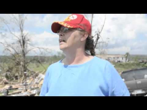Spring Storms (April & May 2011): Vilonia, AR Tornado Survivor Thanks Red Cross