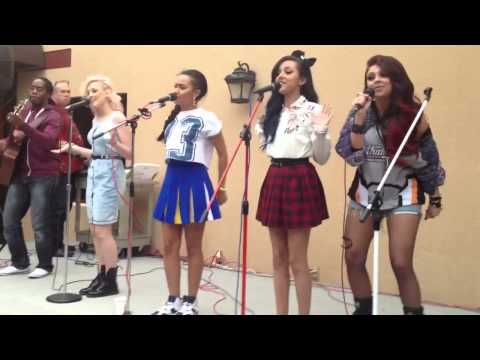 "Little Mix ""Wings"" San Antonio Tx 3/27/2013"