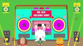 John Jacob Jingleheimer Schmidt ¦ Silly Songs for Kids ¦ Toddler ¦ The Kiboomers ¦ Kindergarten