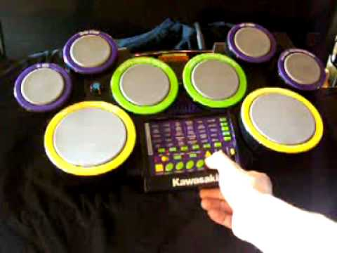 Kawasaki Drum Machine