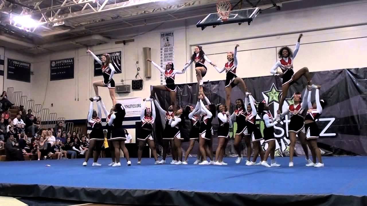 seton cheer squad